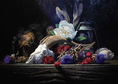 Still Life oil painting by Andrew Tischler